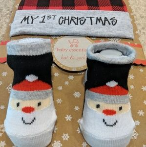 Matching Sets - Baby's first Christmas set